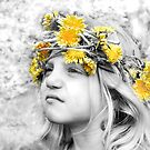 Talitha's Dandelion Crown by Samantha Higgs