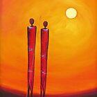 Masai Dawning by Shirley Shelton