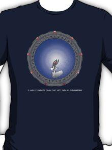 Left turn at Albuquerque T-Shirt