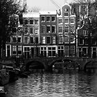 Amsterdam at the Canal by ferryvn