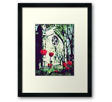 Mausoleum Framed Print