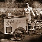 The Ice Cream Seller by Colin Metcalf