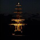 A Ship by Night by DebbyTownsend