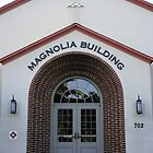 The Magnolia Building by Laurie Perry