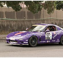 Targa 2011 Series-Mazda RX7 by Cameron Lundstedt