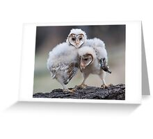 Buddies Forever Greeting Card