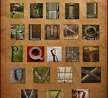 Alphabet Again by EllenHeinemann