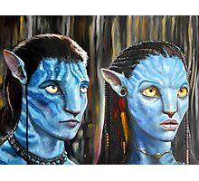 Avatar Photographic Print