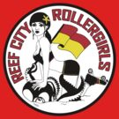 Reef City Rollegirls Logo by Reef City Rollergirls