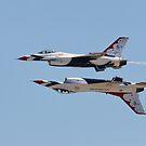The Air Force Thunderbirds by Joe Elliott