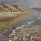Blacks Beach by Robert  Ferguson