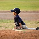 A Pitcher's Stance by Carla Jensen