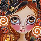 """Halloween Magic"" by Jaz Higgins"