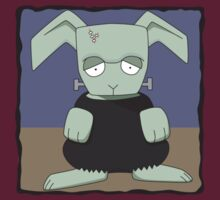 Frankenstein Rabbit by Scatz