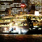 Sydney Harbour Evening Spectacular by normanorly