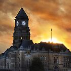 Pottsville Courthouse by Lori Deiter