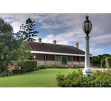 Newstead House Photographic Print