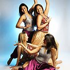 Bollywood dancers by Dutchessphotos