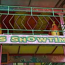 It's showtime at the funhouse by Roxy J