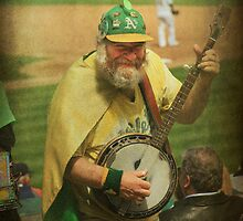 Banjo Man by Laurie Search
