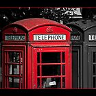 Phone Boxes by Scott Anderson