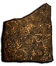 Hand Made Glyph Tablet (View Large) by ☼Laughing Bones☾