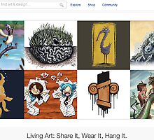 Animation Domination - 20 April 2011 by The RedBubble Homepage