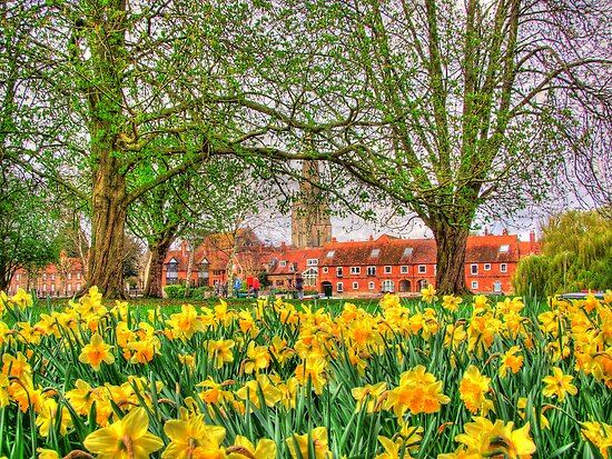 Abingdon - HDR by Colin J Williams Photography