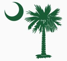 Green Palmetto Moon by PalmettoTrading
