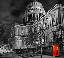 A Touch Of Red - HDR by Colin J Williams Photography