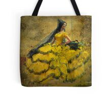 The dancer - Lost in the past Tote Bag