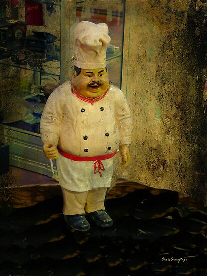 The chef - Lost in the past by Chris Armytage™