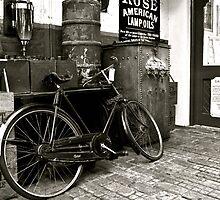 The Old Bike by Neil Clarke