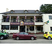 Macquarie Arms Hotel Windsor N.S.W. Photographic Print
