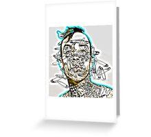 Travis Barker II Greeting Card
