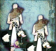 Vuitton fait l'autruche et s'en bat l'évantail by Sonia de Macedo-Stewart