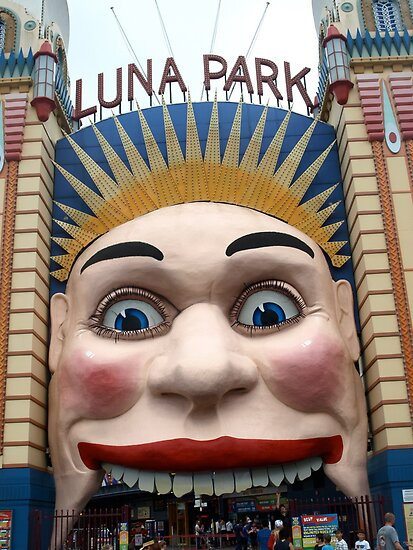Luna Park by Jason Dymock