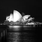 Sydney Opera House by Jason Dymock