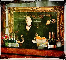 Manet's Barmaid Reproduction Photographic Print