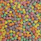 Candy Colours by lutontown