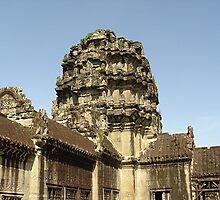 Cambodia. Angkor Wat , Siem Reap 3 by Feesbay