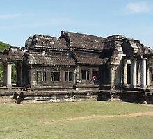 Cambodia. Angkor Wat , Siem Reap 10 by Feesbay