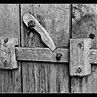 Ancient Door Handle by Gordon Holmes