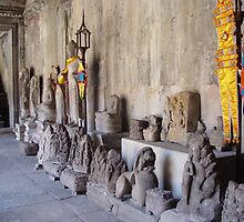 Cambodia. Angkor Wat , Siem Reap 13 by Feesbay