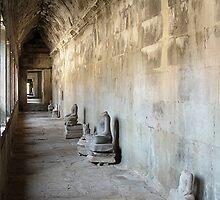 Cambodia. Angkor Wat , Siem Reap 25 by Feesbay