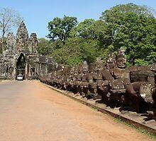 Cambodia. Angkor Wat , Siem Reap 30 by Feesbay