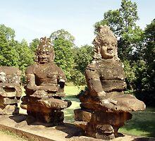 Cambodia. Angkor Wat , Siem Reap 32 by Feesbay