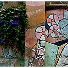 Valparaiso Flowers by Chid Gilovitz