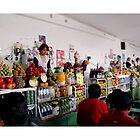 Licuaderas, Sucre Market, Bolivia by Chid Gilovitz
