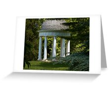 Montpelier Dome Greeting Card